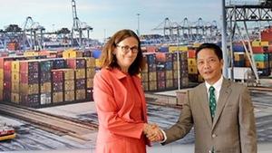FTA Việt Nam - EU đã hoàn tất khâu rà soát, chuẩn bị ký kết