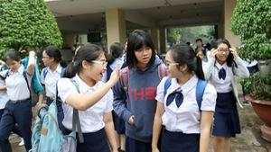 Băn khoăn đáp án thi tuyển sinh lớp 10 TP.HCM