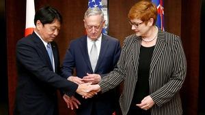 Mỹ cảnh báo ý đồ của Trung Quốc trên Biển Đông