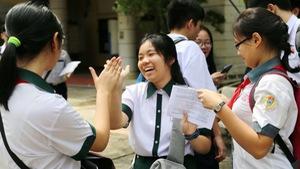 Khó dự đoán điểm tuyển sinh lớp 10 TP.HCM