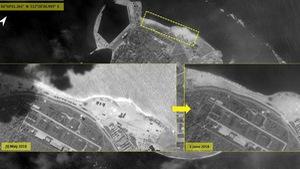 Bắc Kinh đã rút các tên lửa trên đảo Phú Lâm đi đâu?