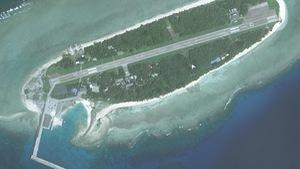 Học giả Đài Loan muốn Mỹ mở căn cứ trên đảo Ba Bình