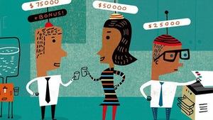 Thế hệ Y phá vỡ cấm kỵ, công khai mức lương