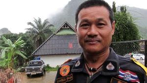 Những người tình nguyện anh hùng của Thái Lan