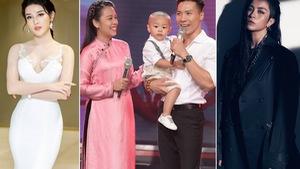 9-7: Quốc Nghiệp hát cùng vợ, Huyền My đóng phim ở Myanmar