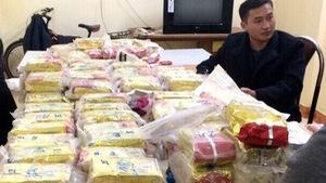 Phá đường dây ma túy, thu giữ gần 500 bánh heroin