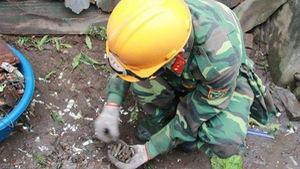 Bộ Quốc phòng tìm hiểu thông tin 'Trung tâm xử lý bom mìn' bán phế liệu