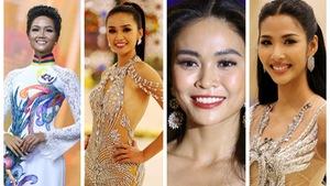 Dự đoán top 5 Hoa hậu hoàn vũ Việt Nam 2017 tối nay