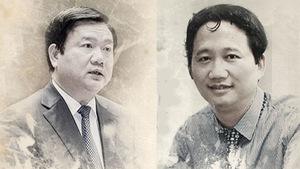 Sai phạm khiến ông Đinh La Thăng, Trịnh Xuân Thanh phải hầu tòa