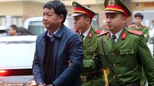 Đề nghị cách ly người làm chứng phiên tòa ông Đinh La Thăng