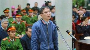 Ông Trịnh Xuân Thanh phủ nhận việc tham ô 4 tỉ đồng