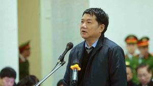 Ông Đinh La Thăng xin toà xem xét cho cấp dưới