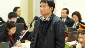 Ông Đinh La Thăng nói PVPower có trách nhiệm về hợp đồng 33