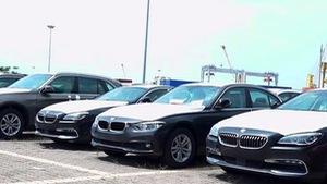 """600 xe BMW """"phủ bụi"""" ở cảng Sài Gòn sẽ được đưa về Đức"""