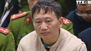 Viện kiểm sát nói luật sư nghiên cứu lại hồ sơ bị cáo Trịnh Xuân Thanh