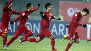 Thủ tướng gửi thư chúc mừng đội tuyển U-23 Việt Nam