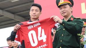 Tập đoàn Viettel tặng 1 tỉ đồng cho đội tuyển U-23 VN