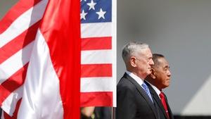 Mỹ đánh tín hiệu trở lại Biển Đông trong năm 2018