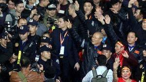 Đội trưởng U23 Xuân Trường: 'Tôi sẽ nhớ mãi khoảnh khắc này'
