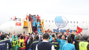 Diễn bikini trên máy bay U23 VN: Bộ Văn hóa chuyển Cục Hàng không