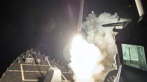 Mỹ cáo buộc Syria sản xuất vũ khí hóa học, chuẩn bị không kích?