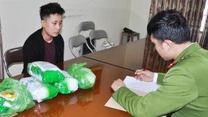 Mang ma túy tổng hợp từ Sài Gòn về Hải Dương to như bao gạo