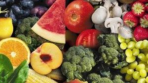 Ăn rau quả giảm ung thư tuyến tụy