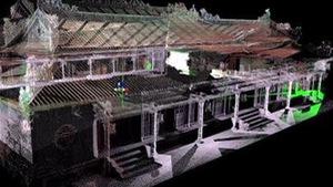 Tái hiện hoàng thành Huế bằng kỹ thuật 3D