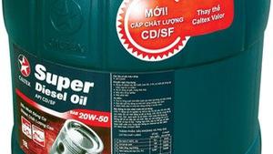 Chevron ra mắt sản phẩm dầu nhờn thế hệ mới