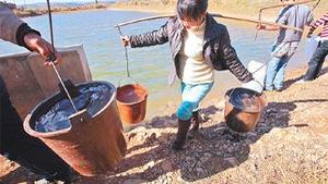 Hạn hán tiếp tục nặng hơn ở tây nam Trung Quốc