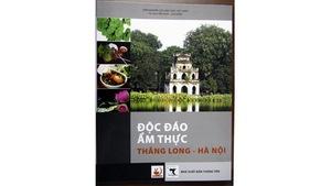 Ra mắt sách ẩm thực và phim lịch sử Thăng Long - Hà Nội