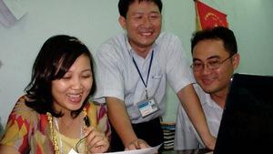 Tổng đài điện thoại kể chuyện Bác Hồ