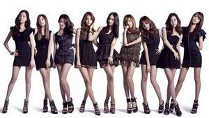 SNSD - ngôi sao quyền lực nhất xứ Hàn