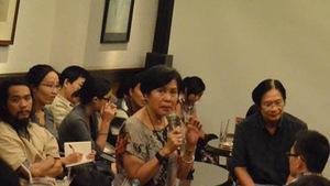 Nghe đạo diễn Việt Linh nói chuyện về ngôn ngữ điện ảnh