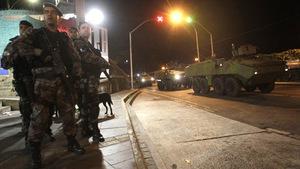 Brazil chiếm lại khu ổ chuột lớn nhất ở thành phố Rio