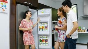 Giải khát mùa nóng với nước trái cây an toàn