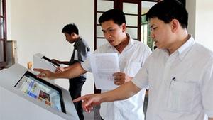 Cuộc thi Giải pháp ứng dụng xây dựng chính quyền điện tử