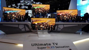 """Tivi OLED của Samsung """"biến mất"""" bí ẩn"""