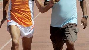 Cựu binh mù và giấc mơ Paralympics