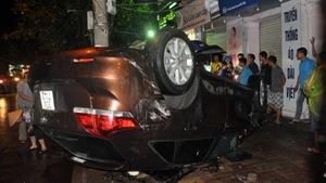 """""""Xe điên"""" gây tai nạn liên hoàn: 1 người chết, 6 người nhập viện"""
