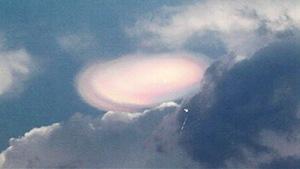 UFO xuất hiện liên tiếp trên bầu trời Peru?