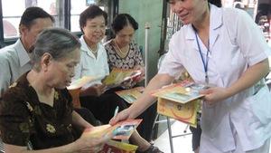 Cần phải xây dựng hệ thống chăm sóc sức khỏe người cao tuổi