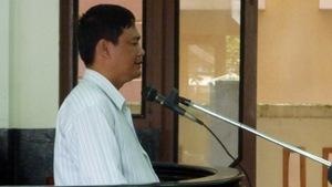 Nguyên điều tra viên vụ Năm Cam bị đề nghị 10-12 năm tù