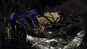 Xe buýt rơi xuống vực ở Trung Quốc, 20 người chết