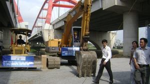 Xây cầu Bình Lợi mới cho tuyến đường sắt Bắc - Nam