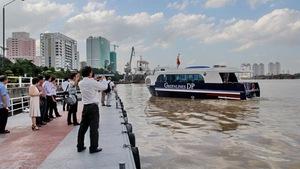 Quy hoạch công viên cảng Bạch Đằng thành bến cảng du lịch