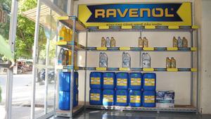 Ravenol - thương hiệu dầu nhờn cao cấp của Đức gia nhập thị trường Việt Nam