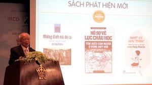 Công bố giải Sách hay 2015
