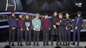 Big Bang, Exo đại thắng MAMA 2015