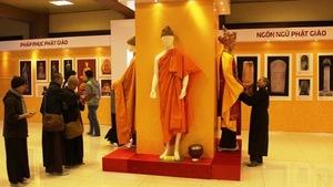 """Triển lãm """"Đặc trưng văn hóa Phật giáo Việt Nam"""""""